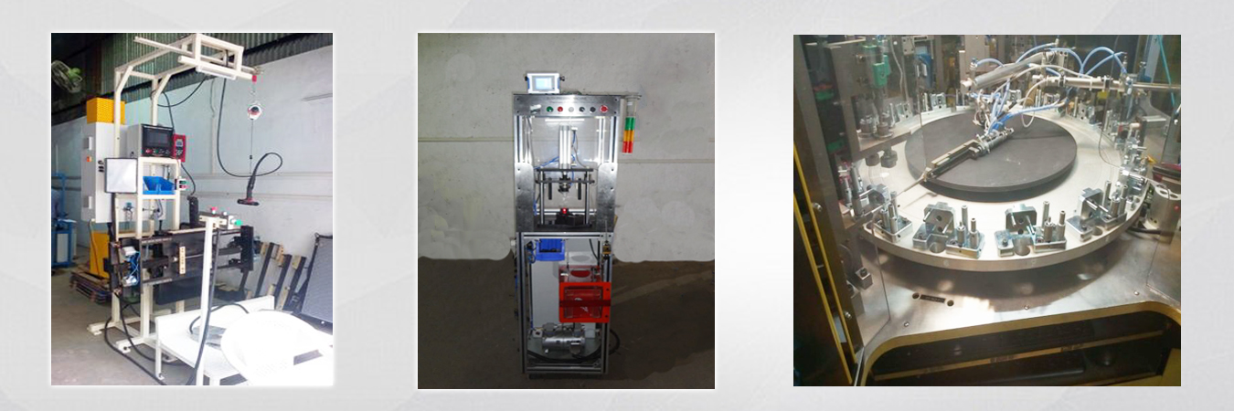 Dynamic Balancing Machines Horizontal Balancing Machines